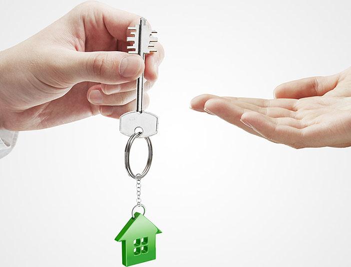 odbiór techniczny przekazanie kluczy do mieszkania